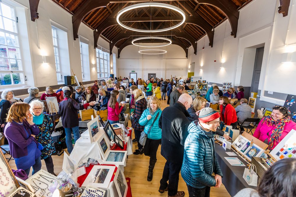 market day and open studios (image courtesy of Wasps)