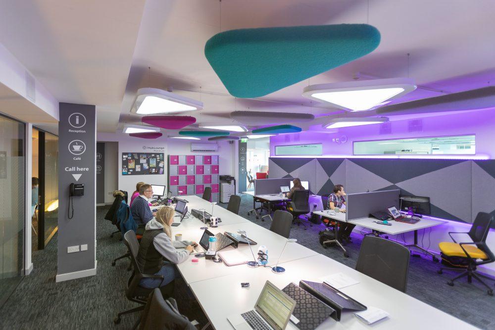 inside Falkirk Business Hub