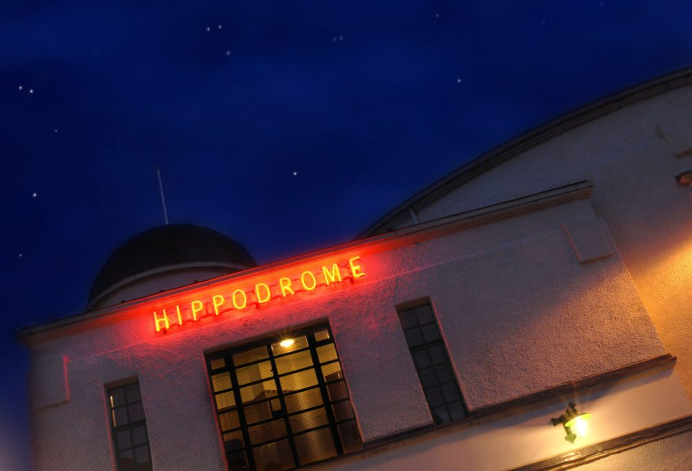 the Hippodrome (image courtesy of Falkirk Community Trust)