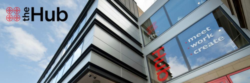 Falkirk Business Hub building