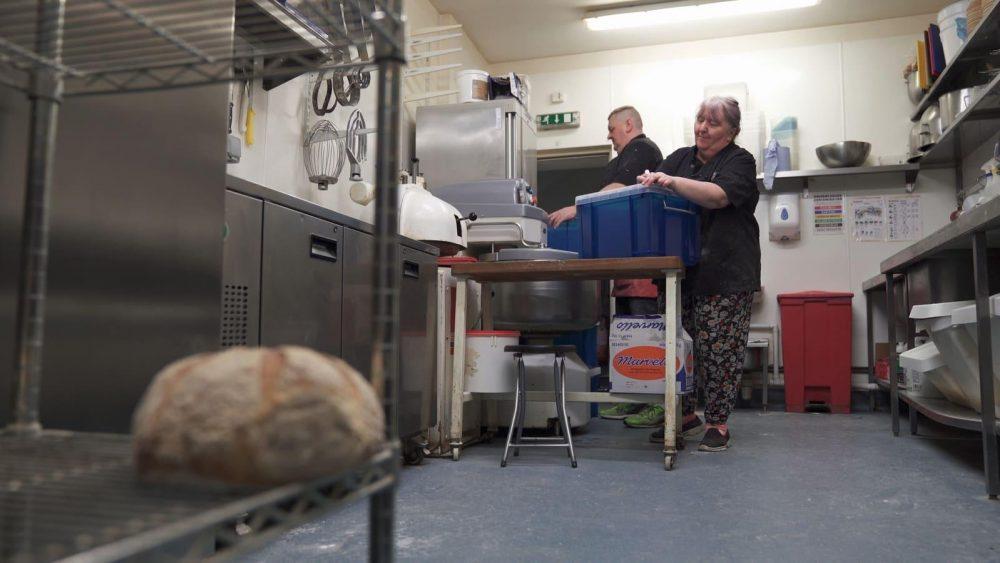 Dunbar Bakery (image courtesy of Plunkett Foundation)