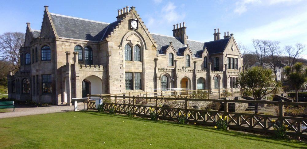 Garrison House (image courtesy of Cumbrae Community Development Company)