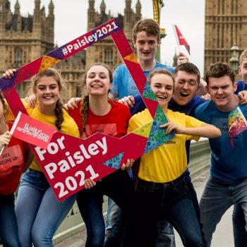 courtesy of Paisley 2021 bid