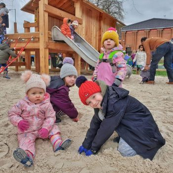 Include Us Catherine Street Inclusive Play Park and Community Garden Dumfries